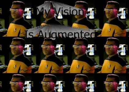 My Vision Is Augmented