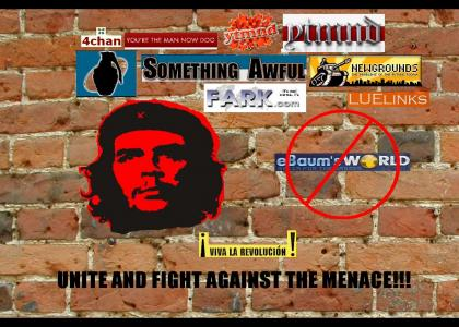 Viva La Revolucion! YTMND Unite!