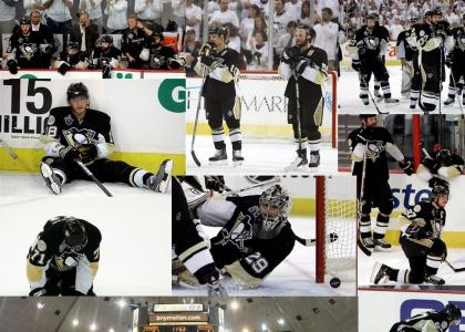 Penguins Lose