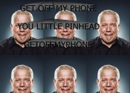 Glenn Beck: Get Off My Phone