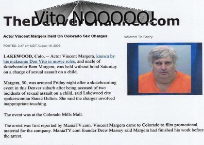 Don Vito: Sexual predator