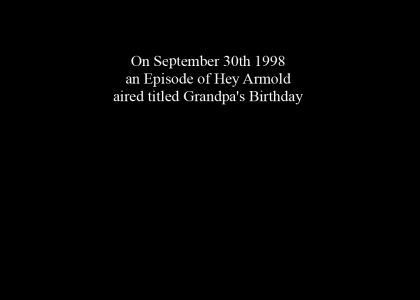 R.I.P. Grandpa Phil