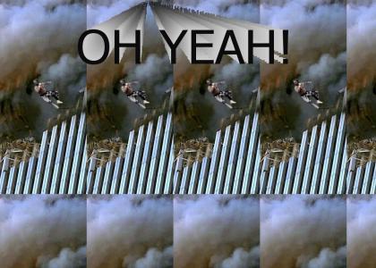 Macho Man Randy Savage > Twin Towers