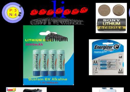 ......... Lithium ........