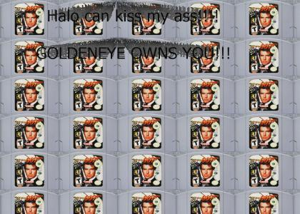 Goldeneye 007 > Halo