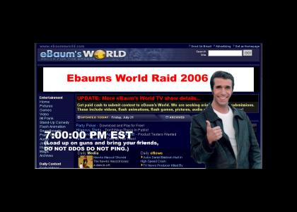 Ebaums World Raid 2006