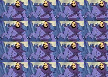 Skeletor vs. Beastman