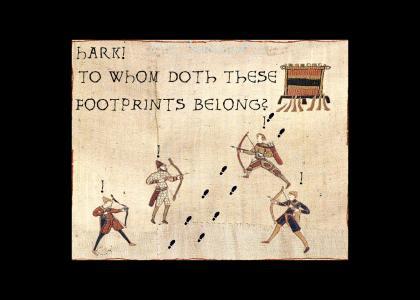 Medieval MGS Footprints
