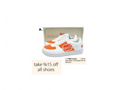 YTMND Releases Shoe Line