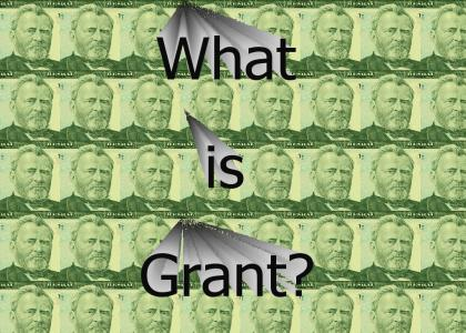 What is Grant?