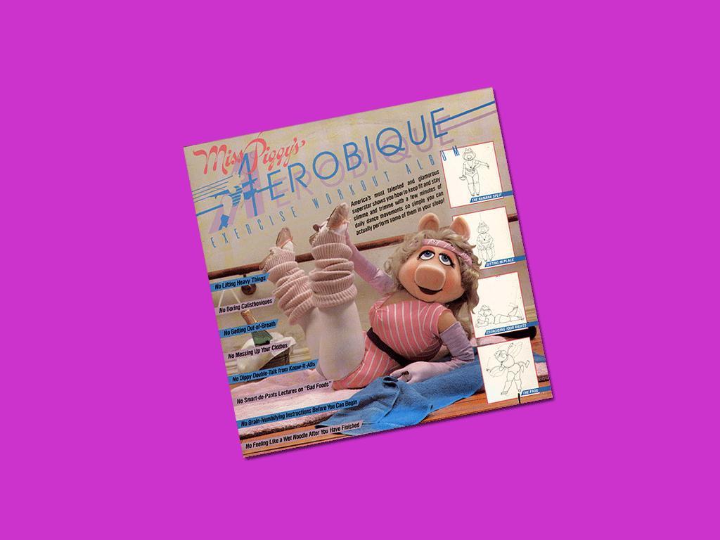 Miss-Piggys-Aerobique-Exercise-Workout