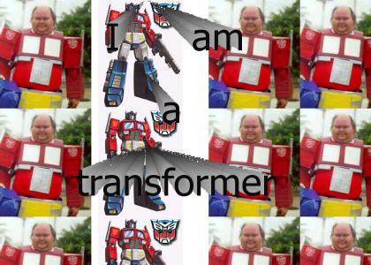 I am a transformer