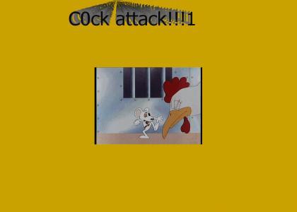 epic c0ck attack