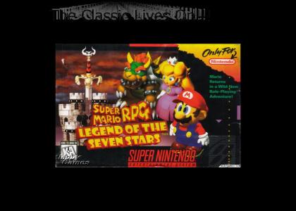 Super Mario RPG Will Live On