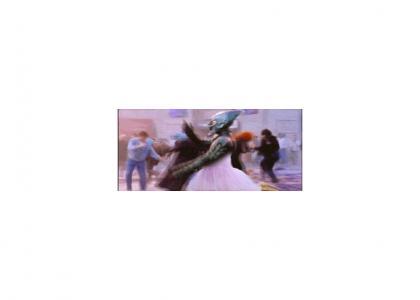 Green Goblin's Ballet Recital