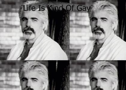Michael Mcdonald Thinks Life Is Kind Of Gay