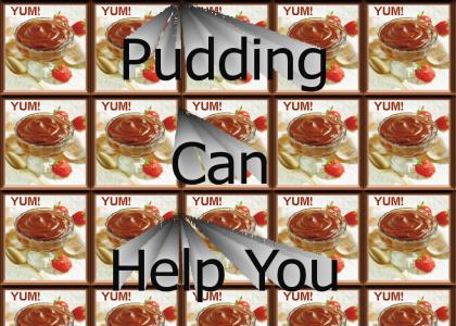 Pudding Helps