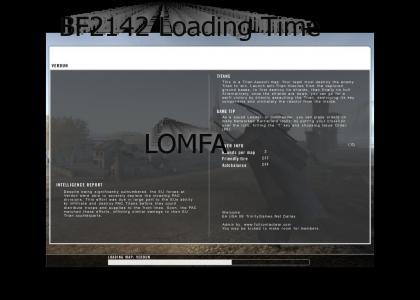 Never Ending Loading: BF 2142
