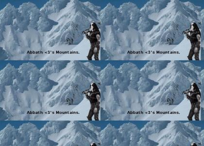 Abbath <3's Mountains.