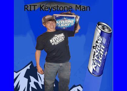 Keystone Man