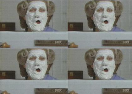 Mrs Doubtfire Says Hello