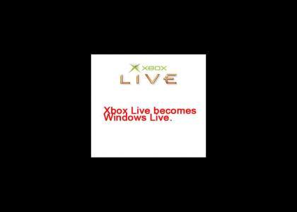 Xbox Live Virus