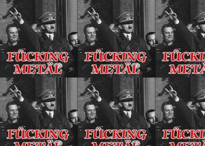 F***ING METAL!!!