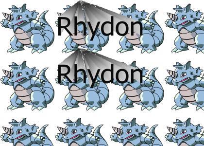 Rhydon, Rhydon!