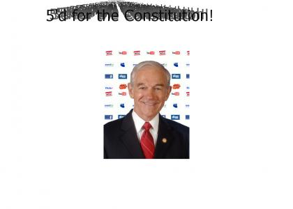 Ron Paul has the Internet Goin Nuts