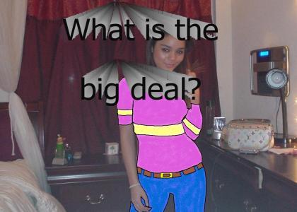 Vanessa Hudgens famous pic?