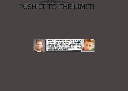 Jason Priestly will...