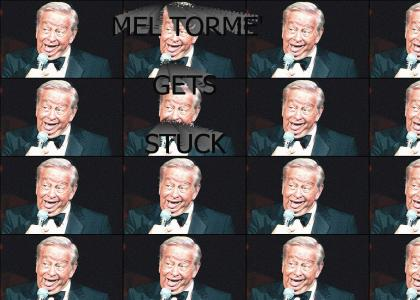 Mel Torme' Gets Stuck