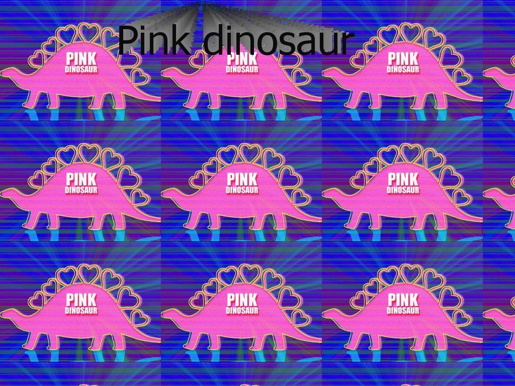 pinkdino