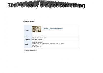 MySpace Wonkacide