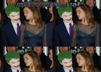 The Joker The Pervert
