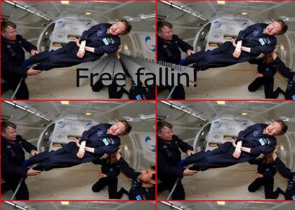 HawkingFreeFall