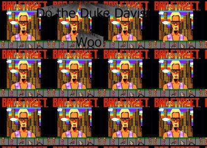 Do the Duke Davis!