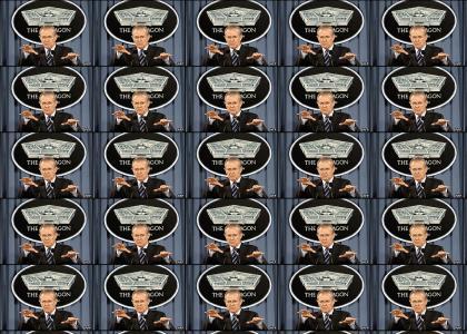 Emperor Rumsfeld
