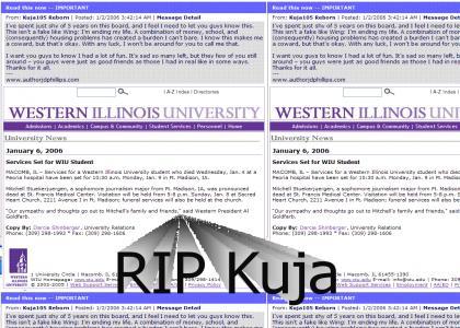 GameFAQs suicide: Kuja105