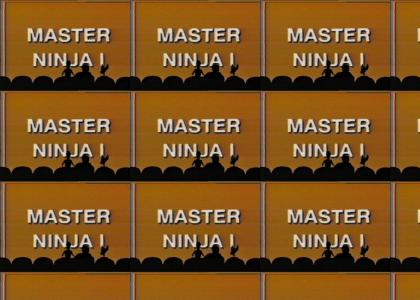 Master Ninja: A MST3K Interpretation