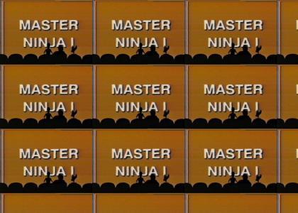 Master Ninja: A MST3K Interpretation