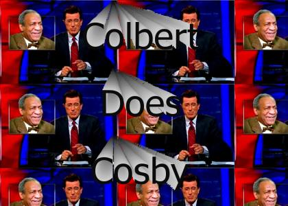 Colbert Does Cosby