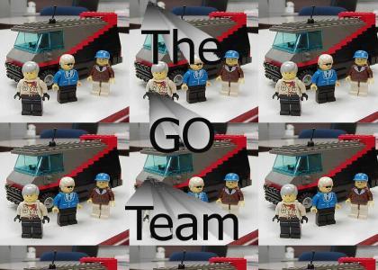 The GO Team!
