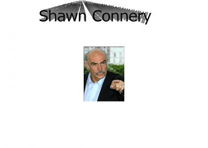 Sean Connerys Real Name Is....