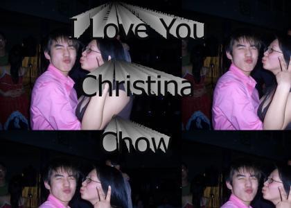 I love Christina Chow