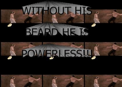 Chuck Norris's Beard!!