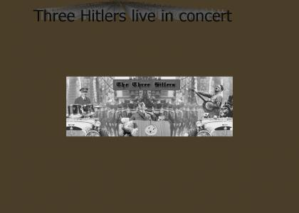 The Three Hitlers