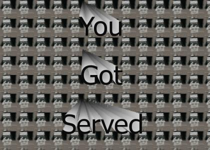 You Got Served, by milk