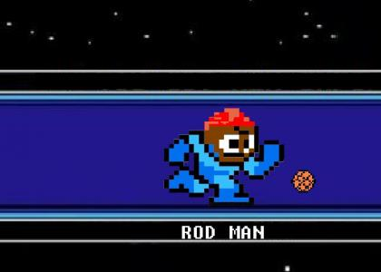 Rejected Mega Man Villain #91