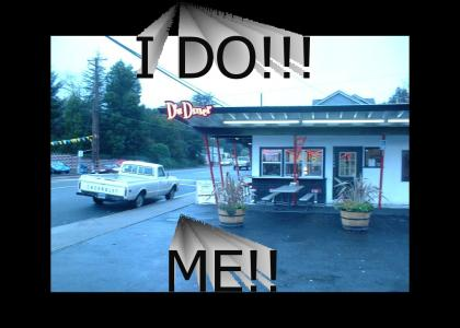 Who Wants to Go to D's Diner?